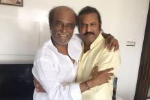 Rajinikanth Looks Like a King: Mohan Babu