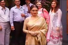 Author Yasser Usman Tells the Untold Story of Rekha?