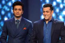 Salman Khan is Gracious to Play a Part in Shivaji biopic: Riteish Deshmukh
