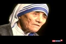 Watch: Mother Teresa's Journey to Sainthood