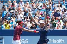 Sania Mirza-Barbara Strycova Sail Into US Open Quarters