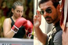 You're The Best Action Hero: John Abraham Wishes Sonakshi Sinha For Akira