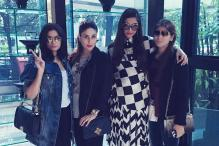 Sonam, Kareena Kapoor Up The Style Quotient In Their Recent Photo