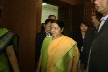 Sushma Swaraj Steps in to Help Pak Bride Travel to India For Wedding