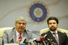 Shashank Manohar Was Like Captain of a Sinking Ship: Anurag Thakur