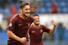 Italian Legend Francesco Totti Set to End Roma Career