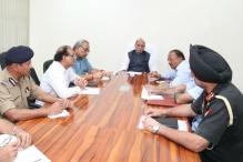 Rajnath, Parrikar, NSA, Army Chief Meet to Discuss Kashmir