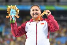 Paralympics 2016: China's Wang Jun Breaks World Record to Clinch Shot Put Gold