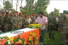Uri Terror Attack: Tearful Adieu to Brave-Heart Jawans Martyred Fighting Terrorists