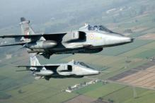 Jaguar Aircraft of IAF Crashes in Rajasthan