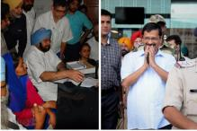 Arvind Kejriwal's Spat With Amarinder Singh Gets Uglier With Every Tweet
