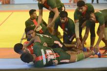 Kabaddi World Cup 2016: Bangladesh Thrash Australia by Record Margin