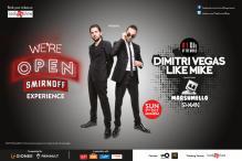 Smirnoff Experience Brings DVLM To Mumbai