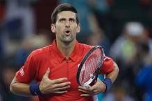 Novak Djokovic Given Fright by World Number 110 in Shanghai