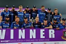 England Win ODI Series to End Bangladesh's Home Run