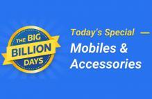 Flipkart Big Billion Days Sale: Top 25 Deals on Smartphones From Apple, Samsung, LG, LeEco And More