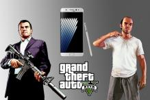 GTA V Mods: Samsung Galaxy Note 7 Bomb Is Just Too Cool To Ignore