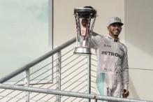 US Grand Prix: Lewis Hamilton Cuts Nico Rosberg's F1 Lead With 50th Career Win