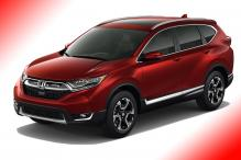 2017 Honda CR-V Unveiled, Sports New Design and a Turbocharger