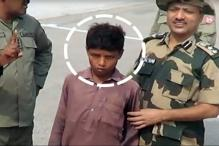BSF Returns 12-year-old Pakistani Boy Who Accidentally Crossed Over to India