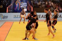 Kabaddi World Cup 2016: Ruthless Iran Thrash Thailand  64-23