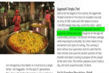 Air India Magazine Says Puri Temple Serves Non-Vegetarian Dishes, Later Apologises