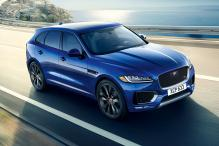 Jaguar F-Pace Launch in India on October 20, Price Starts at Rs 68.4 Lakh