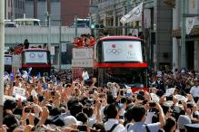 Japan Lauds Olympic, Paralympic Athletes at Tokyo Parade
