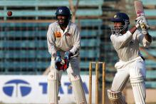 Ranji Trophy, Group A: Karthik, Gandhi Steer TN to 262/4 on Day 1 Against MP