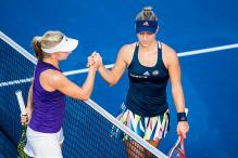 Gavrilova Stuns World No 1 Angelique Kerber in Hong Kong