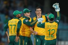 South Africa Clinch Fourth Straight ODI Win Over Australia