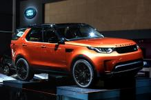 New Land Rover Discovery Launched in Record-Breaking Form
