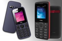 Lava Introduces Captain N1 and Captain K1+ Feature Phones in India