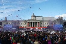 British Athletes Celebrate Rio Olympics Success in London