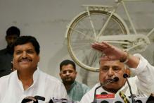 Shivpal Yadav Meets Congress Poll Strategist Prashant Kishor Amid Alliance Talk