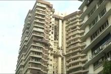 Two Dead in Fire at Mumbai's Maker Towers in Cuffe Parade, 11 Rescued
