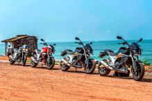 Mahindra Mojo Concludes First Ever 'Coastal Trail'