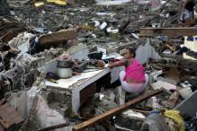 Deadly Hurricane Matthew Soaks Southeastern U.S. Coast