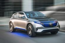 Mercedes-Benz Generation EQ Concept Could Take on Tesla Soon