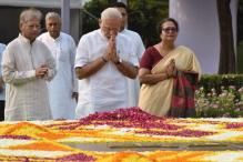 He Made This World a Better Place: PM Pays Tribute to Mahatma Gandhi