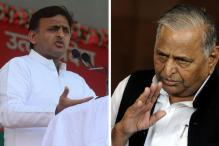 Amid Infighting, Mulayam Gives CM Akhilesh's Yash Bharti Awards Function a Miss