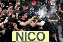 Nico Rosberg Wins Japanese GP, Mercedes Clinch Constructors Title
