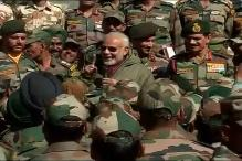 PM Modi Celebrates Diwali with ITBP Personnel Near China Border