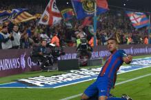 Rafinha Strikes as Barcelona Edge Out Granada in La Liga