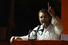 On Gandhi's Death Anniversary, Rahul Pledges to Fight Those Who Seek to 'Destroy'