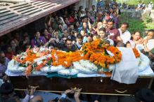 Army Braveheart Sandeep Singh Rawat Cremated in Haridwar