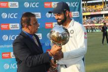 Virat Kohli's India Officially Crowned No 1 in Tests