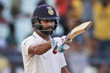 Rohit Sharma, Saha Move Up in Test Batsmen's Rankings