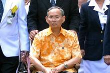 President Pranab Mukherjee Condoles Death of Thai King