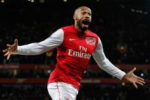 France Great Thierry Henry to Grace ATK's Home Game on Oct 25